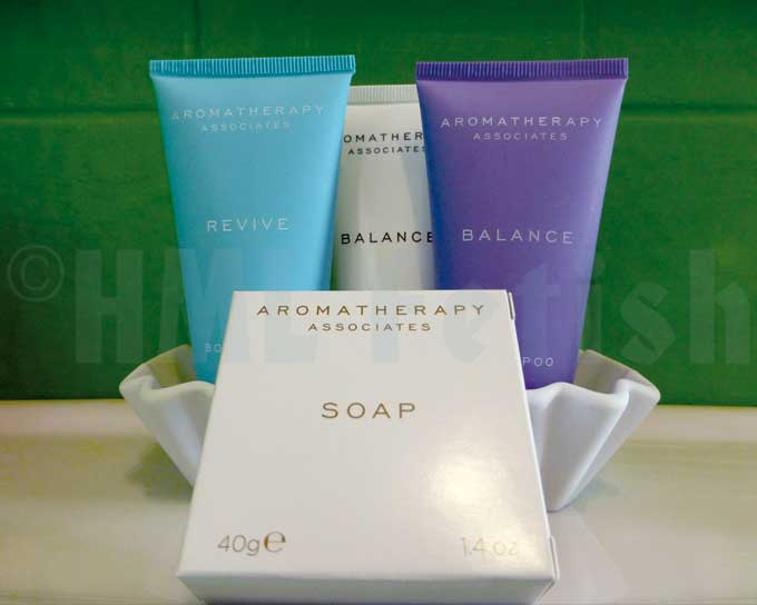 Carefully selected for you: Aromatherapy Associates toiletries